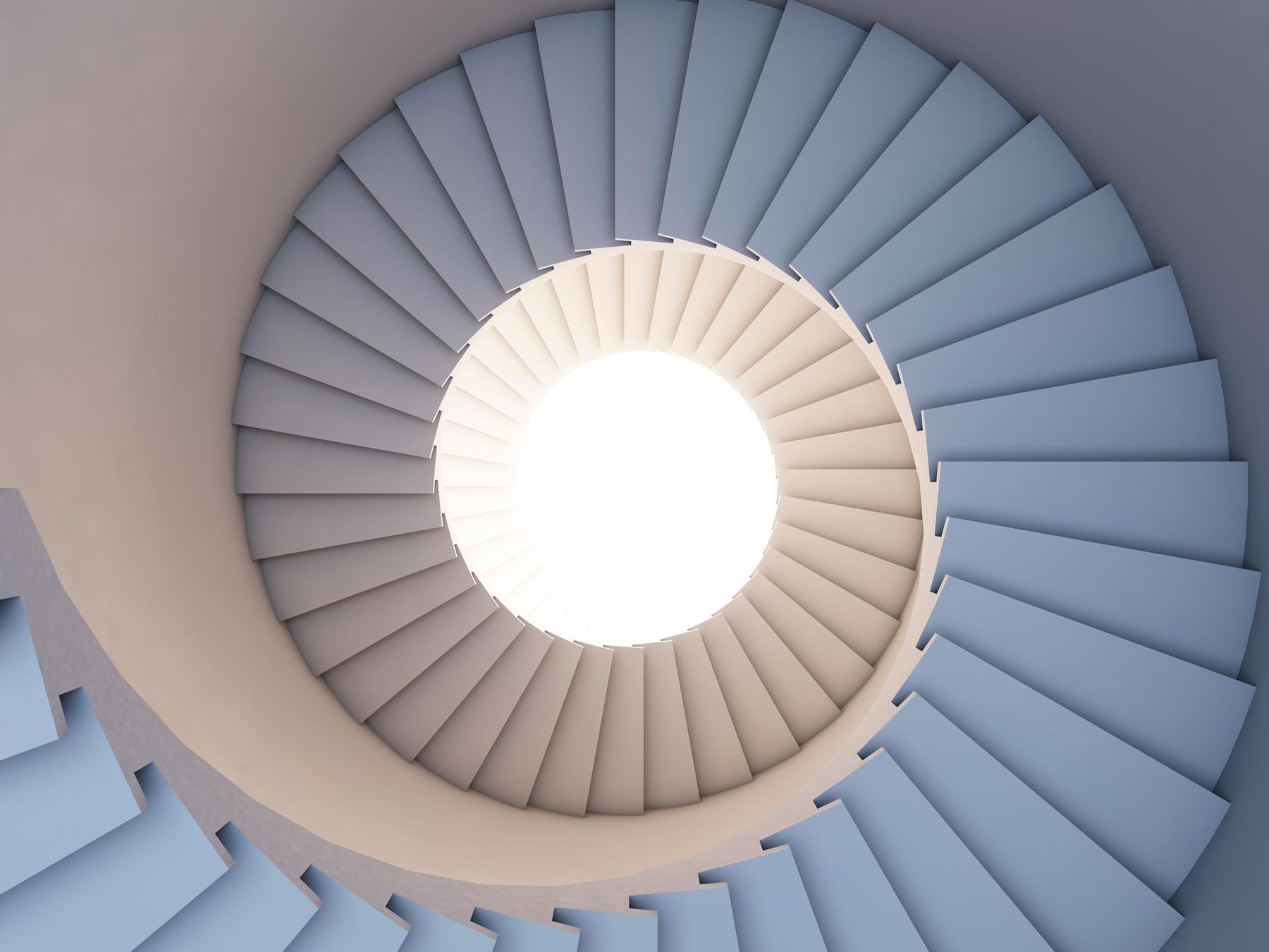 Aufwärtsspirale